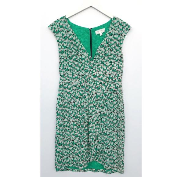 Anthropologie Dresses & Skirts - Anthropologie Moulinette Soeurs floral silk dress